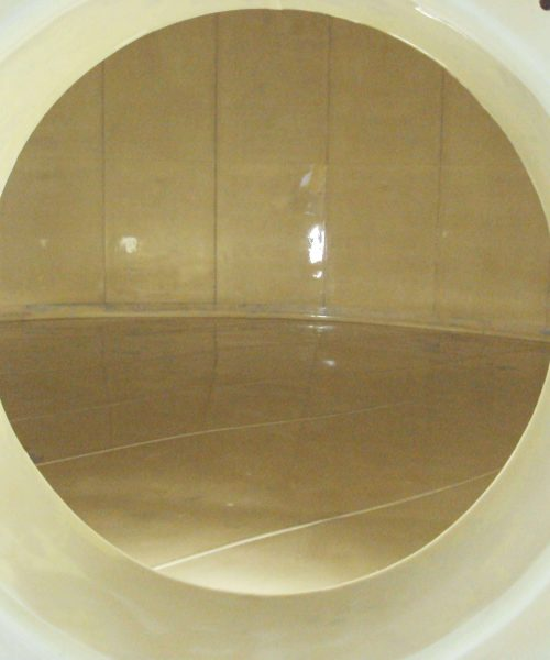 Kynar® PVDF Lined High Purity Water Storage Tank