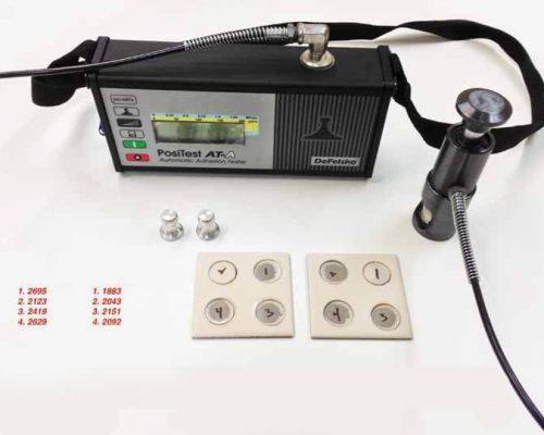 Kynar adhesion testing
